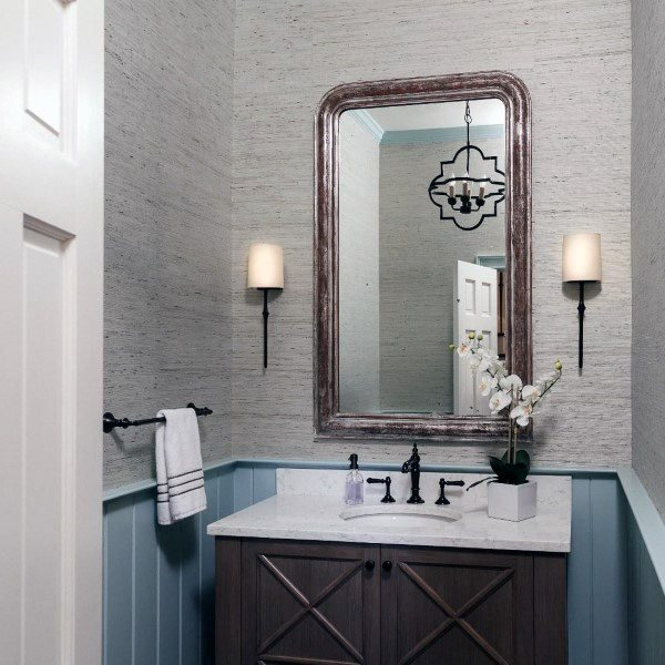 Top 60 Best Half Bath Ideas Unique Bathroom Designs