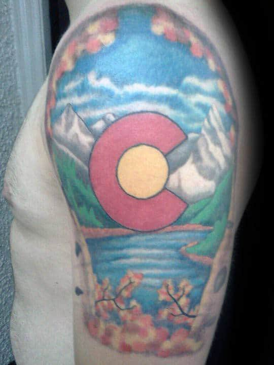 Mens Tattoo Shop Denver Co: Rocky Mountain Design Ideas