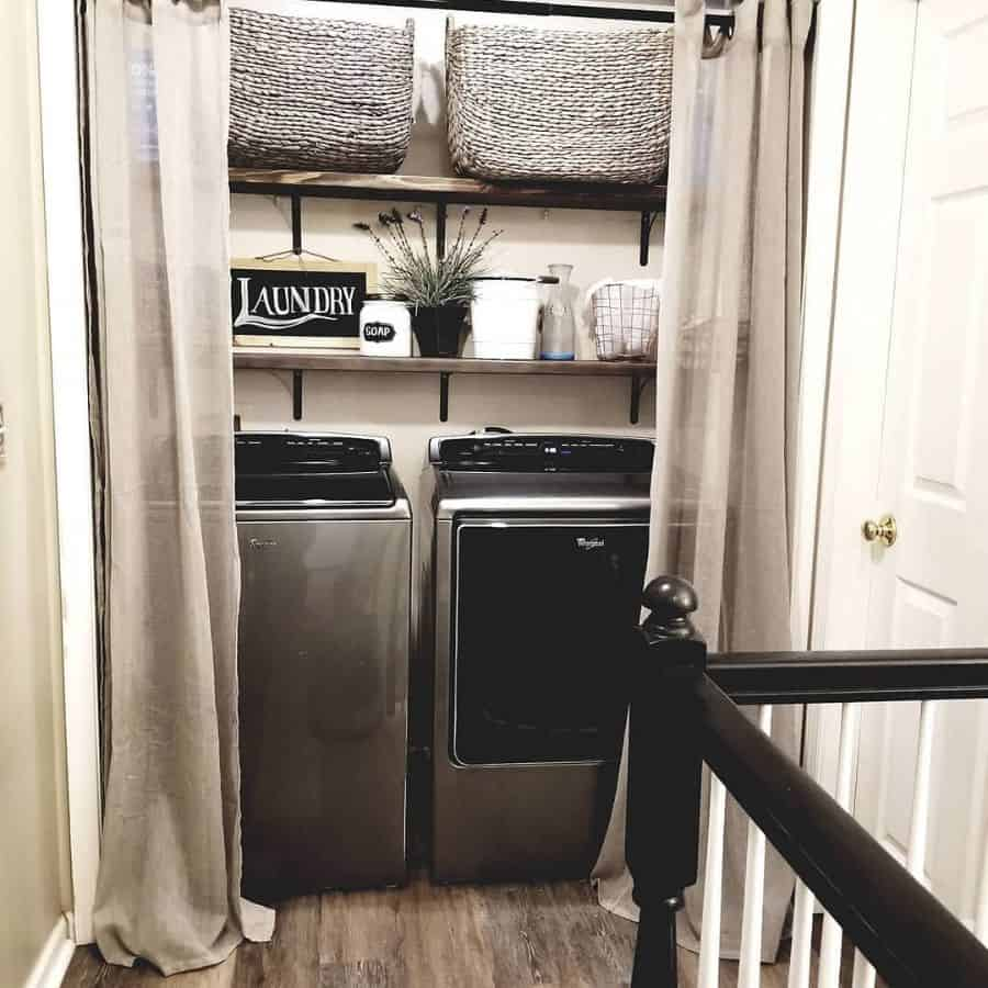 hallway laundry closet ideas homesteadonsolara