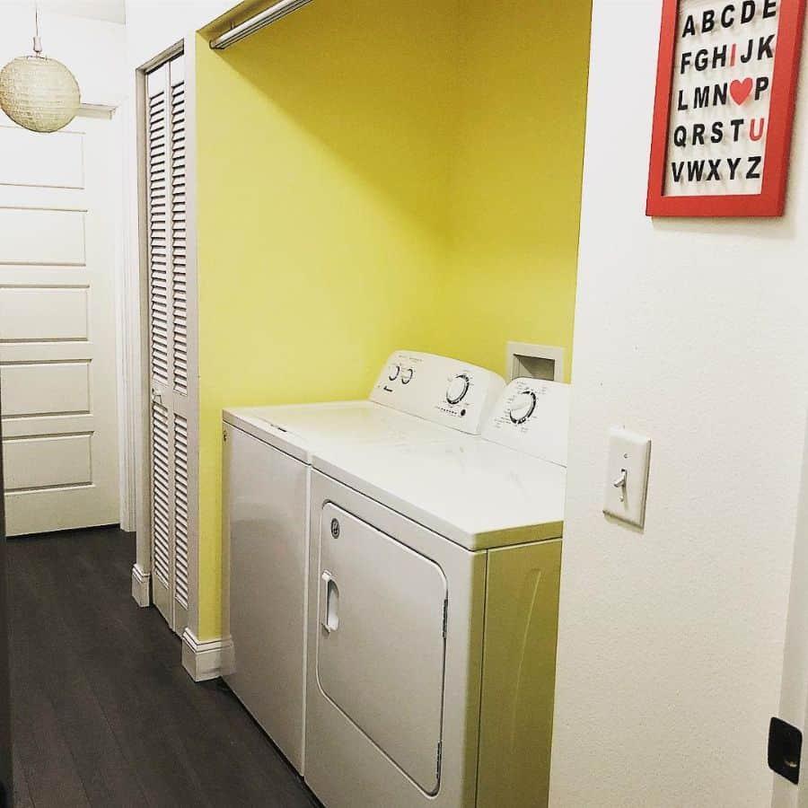 hallway laundry closet ideas tinytahlia