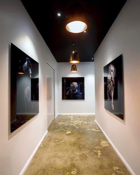 Hallway Lighting Interior Design