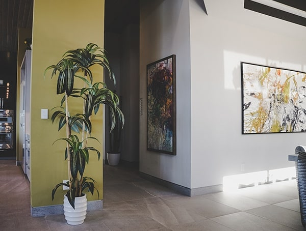 Hallway Off Dining Room New American Home 2019 Design