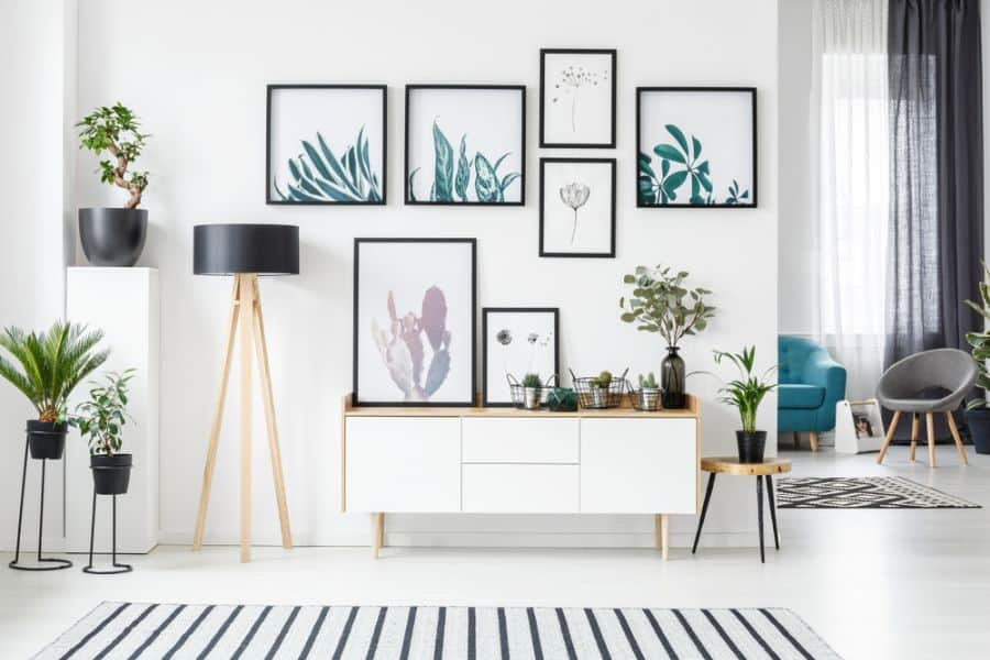 Hallway Picture Wall Ideas 1