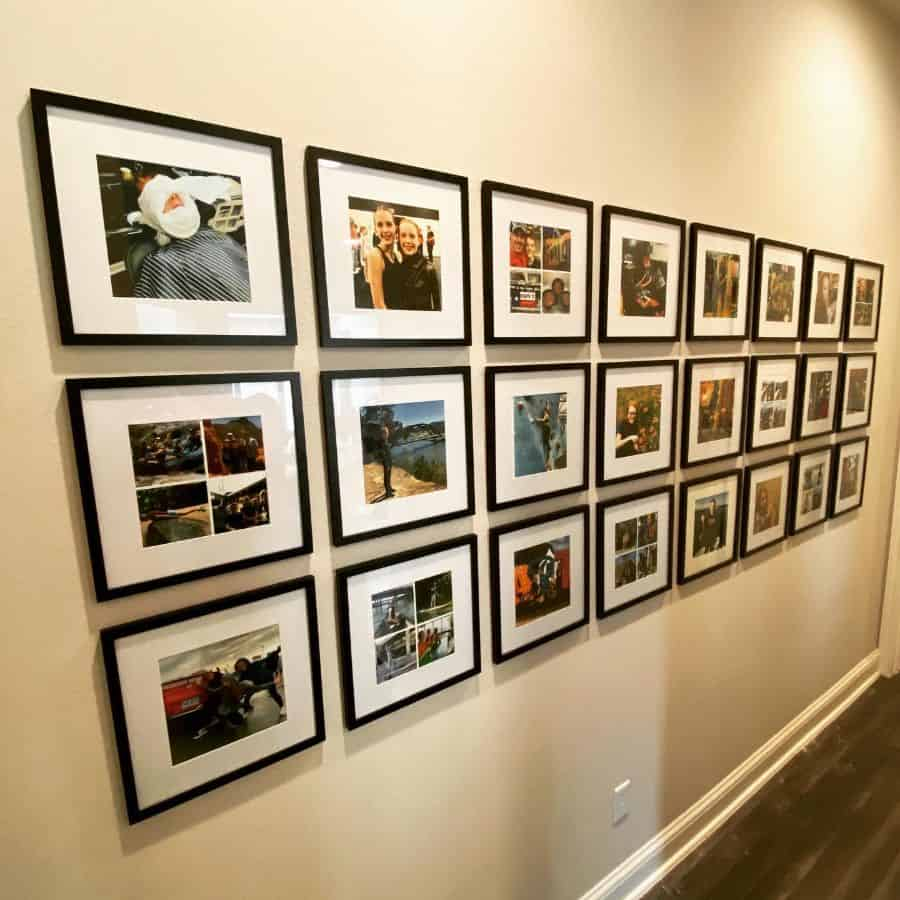 Hallway Picture Wall Ideas Thekenjackson