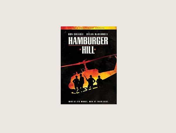 Hamburger Hill Best War Movies For Men
