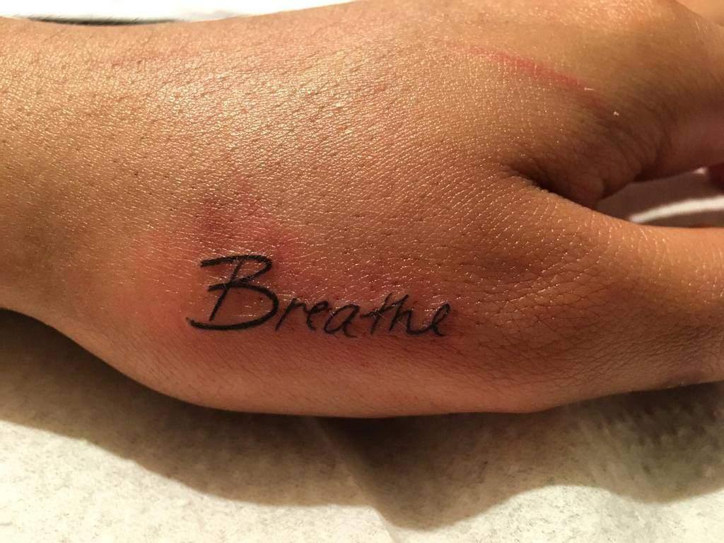 hand breathe tattoos marisol_tattoos