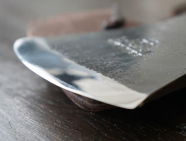 Hand Polished Blade Ultra Sharp Finish Hults Bruk American Felling Axe