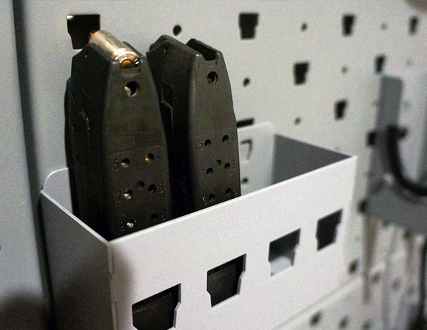 Handgun Magazine Storage Ideas