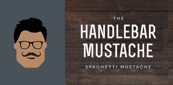 Handlebar Mustache Styles