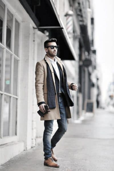 Handsome Fall Outfits Style Ideas For Guys