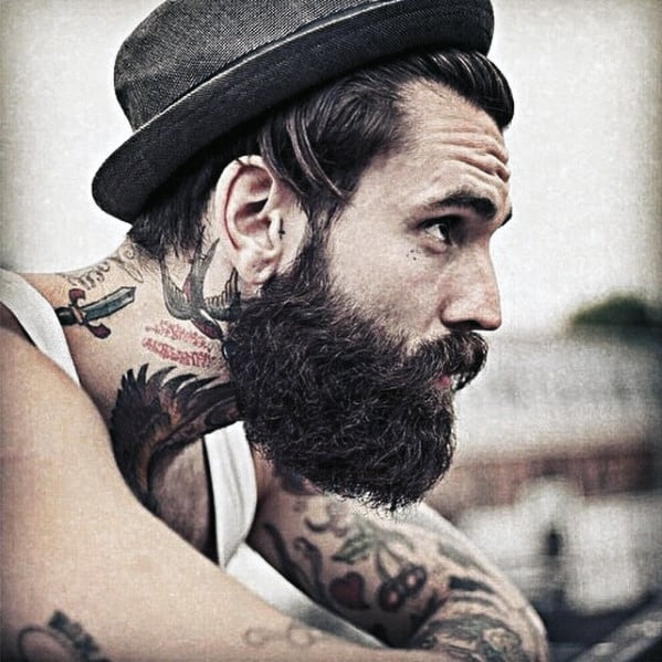 Handsome Mens Awesome Beard Style Inspiration