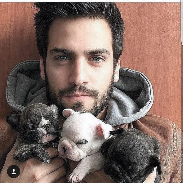 Handsome Mens Nice Beard Style Inspiration