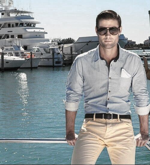 Handsome Summer Outfits Style Ideas For Guys