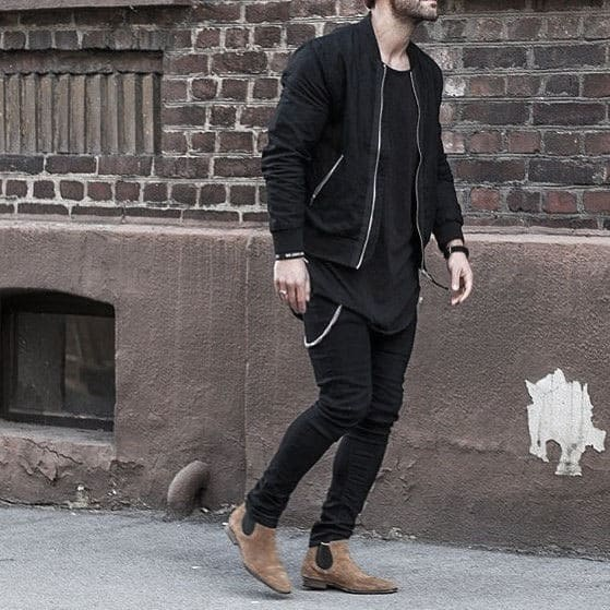 Handsome What To Wear With Black Jeans Outfits Style Ideas For Guys
