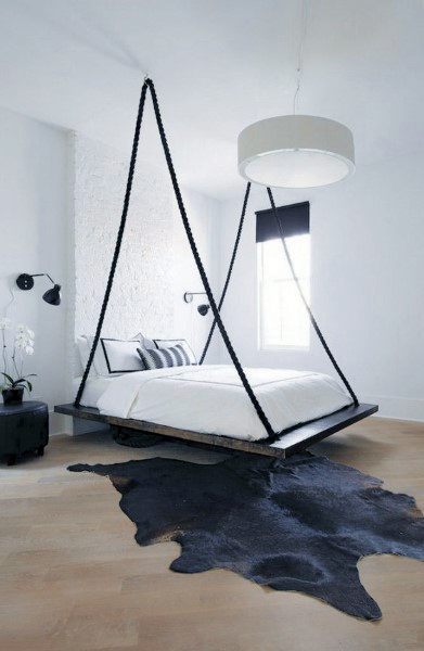 Hanging Bed Design Ideas
