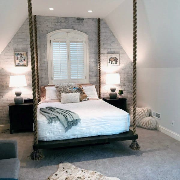 Master Bedroom Headboard