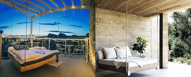 Top 50 Best Hanging Bed Ideas – Backyard To Bedroom Comfort