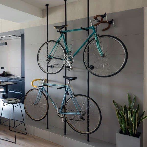Hanging Bicycle Storage
