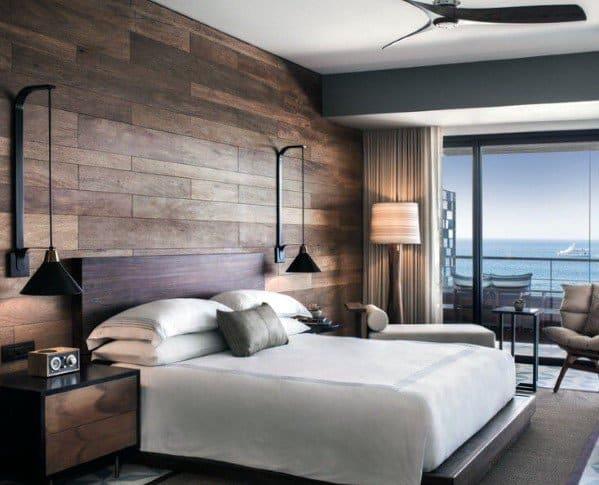 Hanging Black Wall Sconces Interior Ideas Bedroom Lighting
