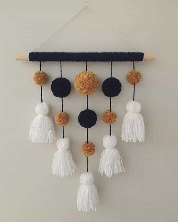 hanging diy wall decor ideas 2 inspi_retocreate