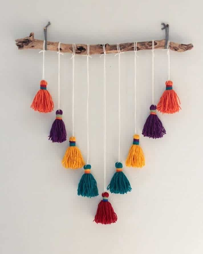 hanging diy wall decor ideas inspi_retocreate