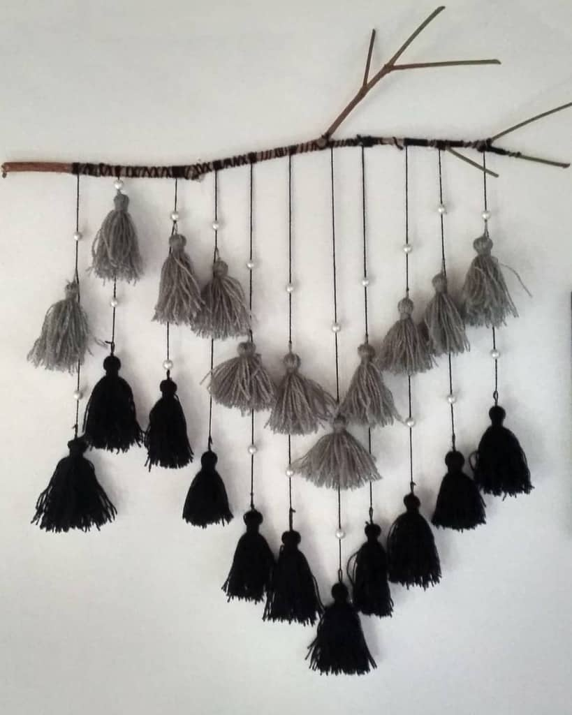hanging diy wall decor ideas isthysyafiq