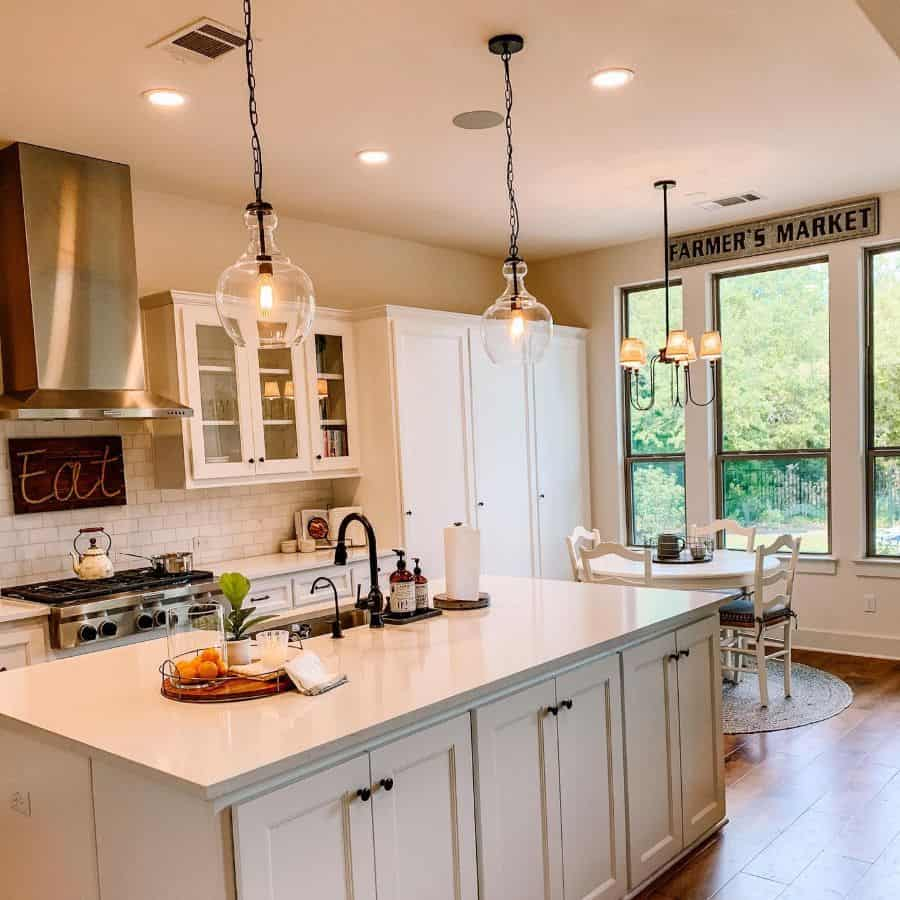 hanging island lights kitchen lighting ideas formandfunctionatx