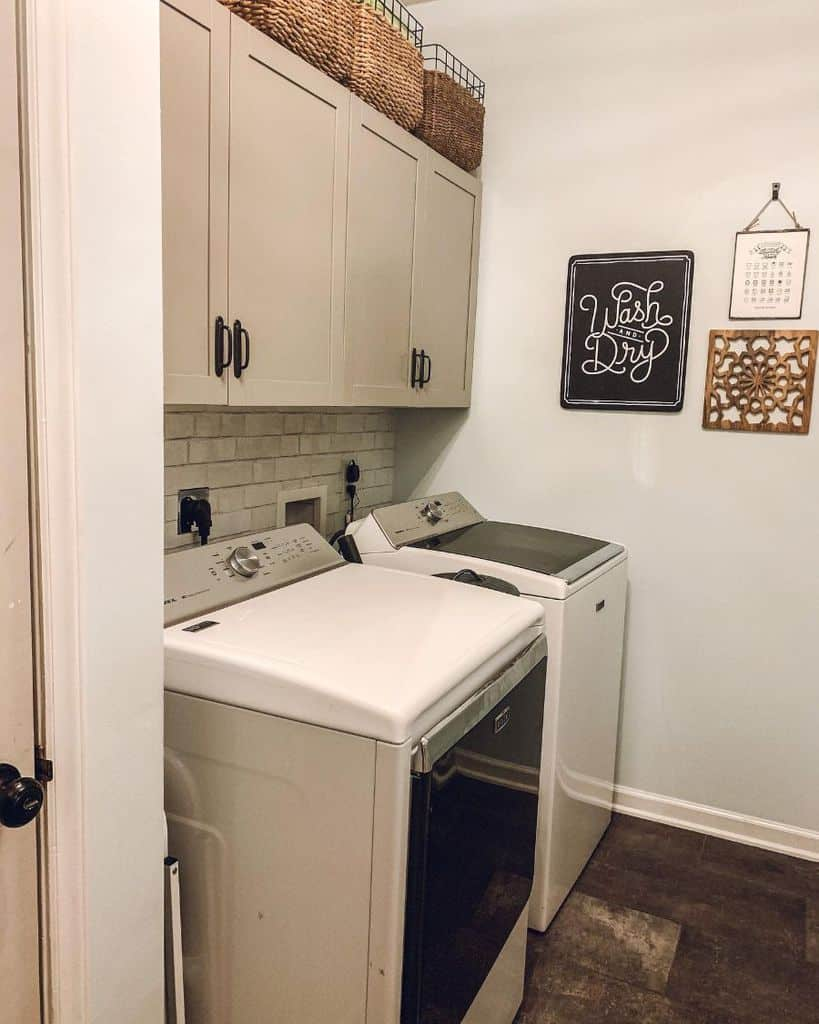 hanging laundry room cabinet ideas crooked_little_house