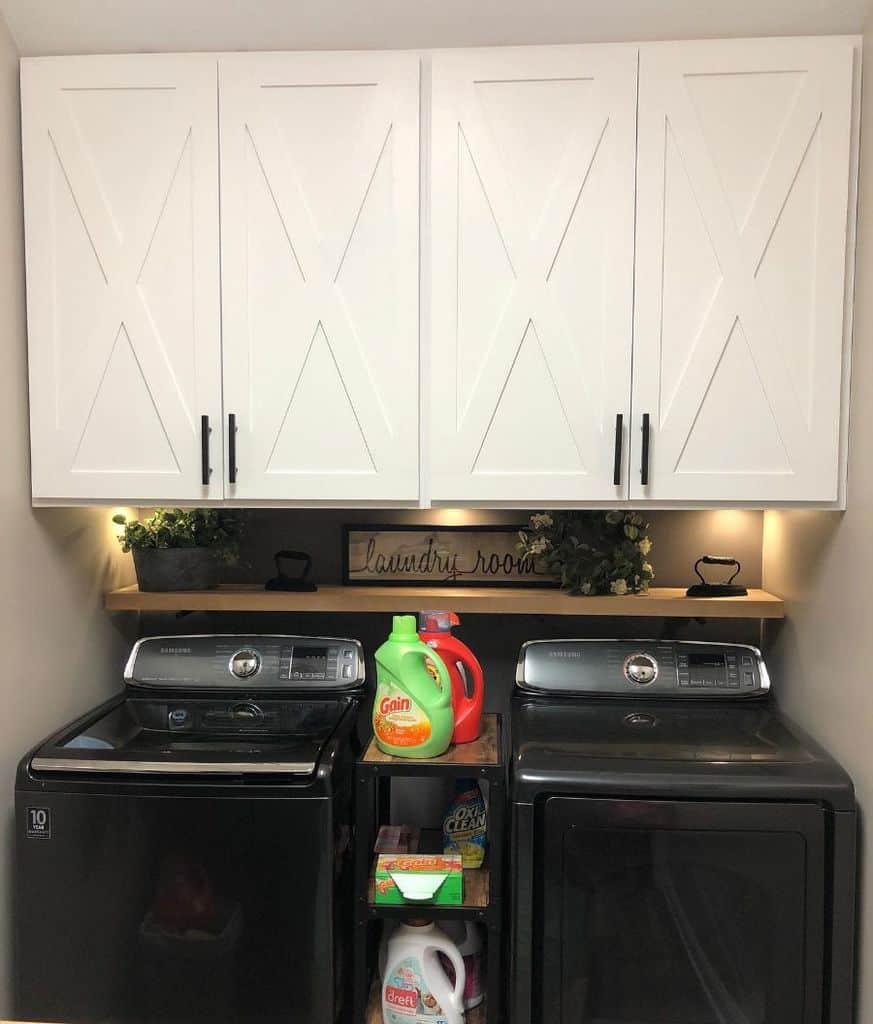 hanging laundry room cabinet ideas mountainridgewood