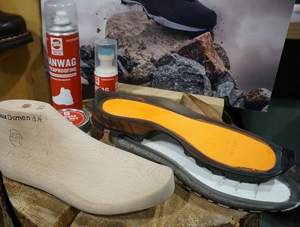 Hanwag Boot Parts