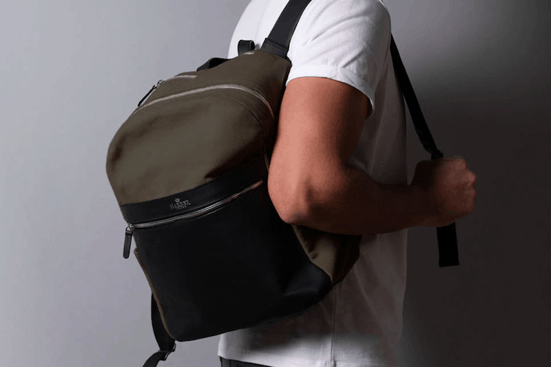 Harber London Has Crafted the Ideal Office Backpack