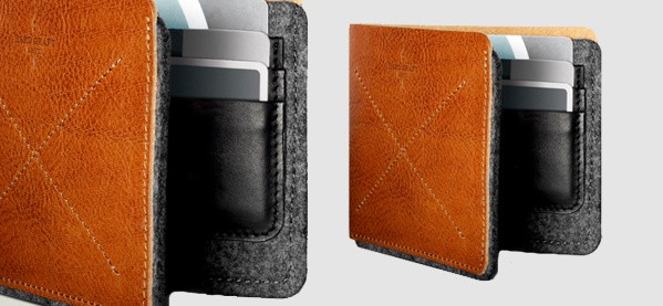 Hard Graft Men's Bi-Fold Heritage Wallet