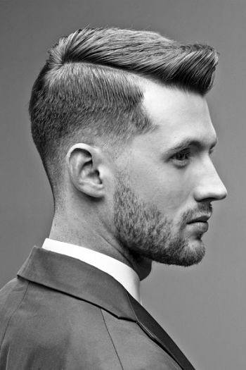 Hard Part Hairstyles Professional Males