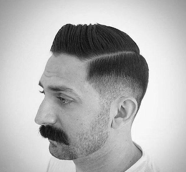 Wondrous 60 Short Hairstyles For Men With Thin Hair Fine Cuts Short Hairstyles Gunalazisus