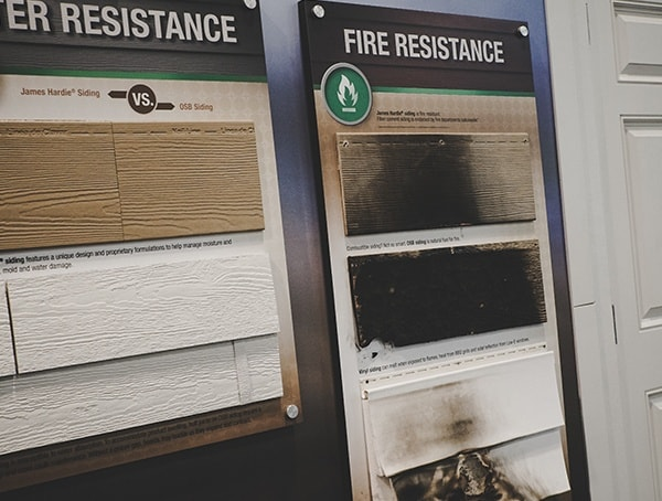 Hardiboard Siding Fire Resistance 2019 Nahb International Builders Show