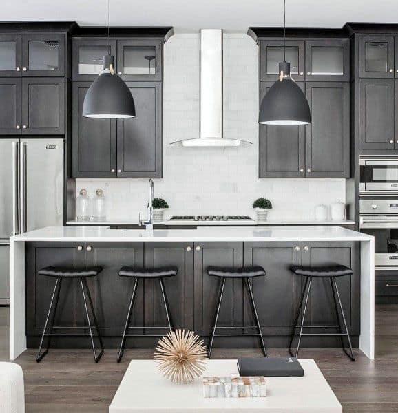 Hardwood Flooring Wood Kitchen Cabinet Ideas