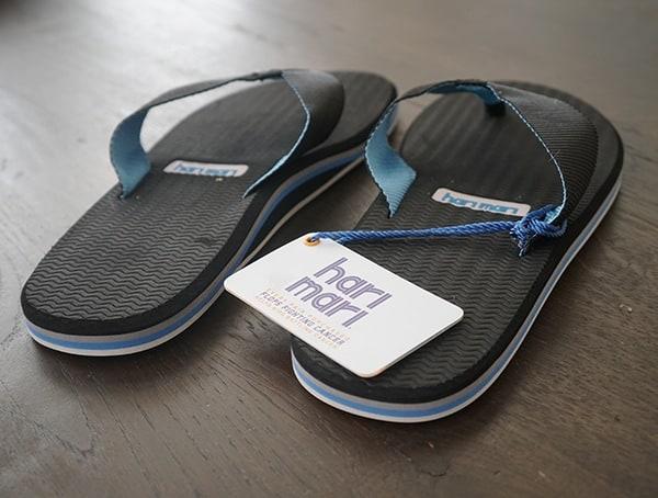 a652582f0 Men s Hari Mari Flip Flops Review - Nokona