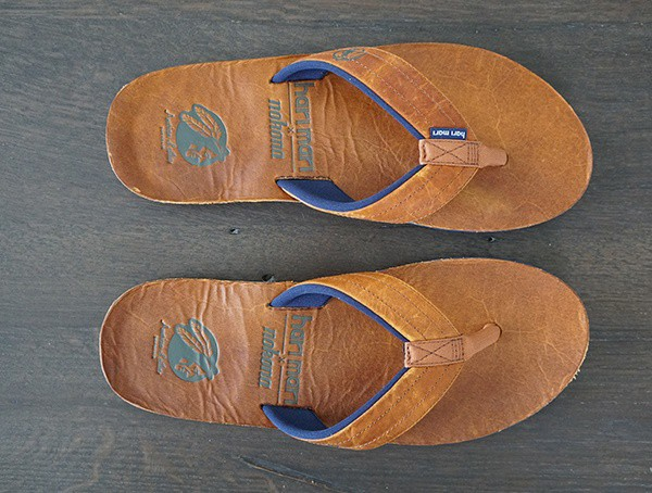 Hari Mari X Nokona Walnut Sandals Footwear For Men