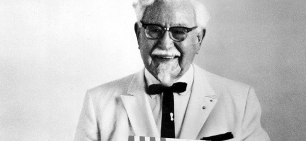 Harland Sanders Famous Failures