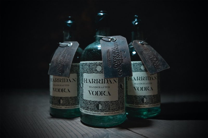 Harridan Vodka Releases Limited Edition Paranormal Reserve