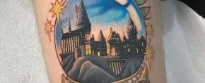Top 85 Best Harry Potter Tattoo Ideas – [2020 Inspiration Guide]