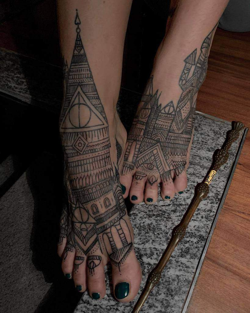 harry-potter-tattoo-gretabagordotattoo-hogwarts-and-the-houses-4
