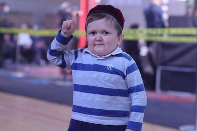 Who Is Hasbulla Magomedov? The Pint-Sized 'Mini Khabib' Taking the Internet by Storm