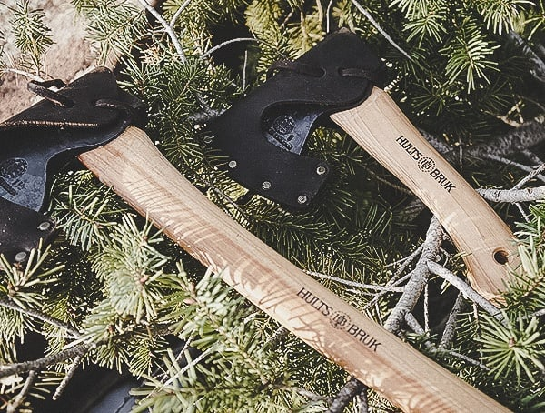 Hatchet And Axe Hults Bruk Review Pine Tree