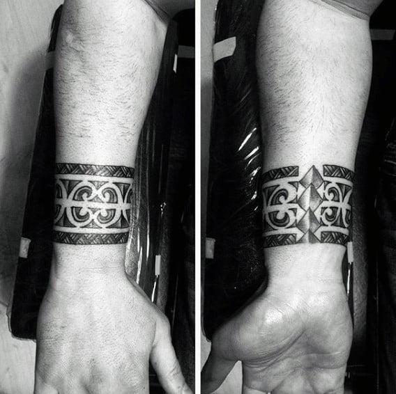 Tattoo armring männer Armband Tattoos