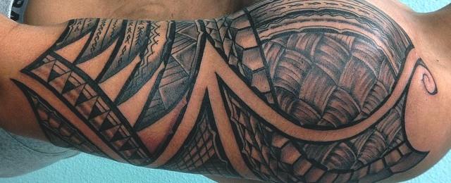 60 Hawaiian Tattoos For Men – Traditional Tribal Ink Ideas