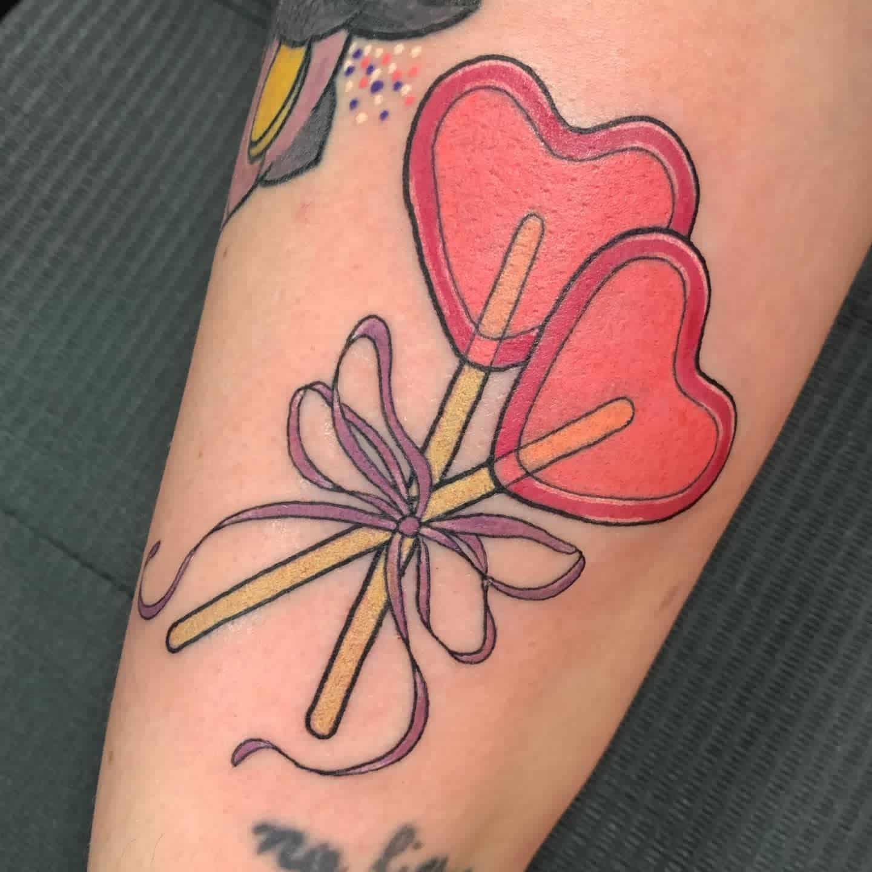 Heart Cute Tattoo Amyjeantattoos