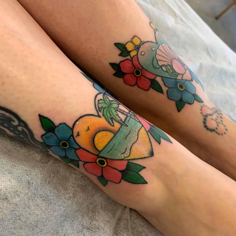 Heart Cute Tattoo Darciekaportattoo