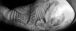 Top 53 Best Heaven Tattoos Ideas – [2020 Inspiration Guide]