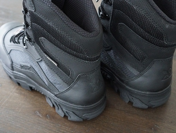 Heel Detail Thorogood Veracity Gtx Mens Tactical Military Boots